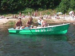 Bang boat