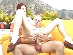 Shawna Edwards enjoys a coarse pussy pounding