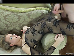 Bodystocking adult tube movies