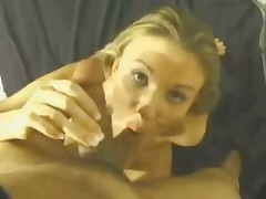 This whore's long skilful tongue gives guy with camera in his hands lots of incredible hot feelings.
