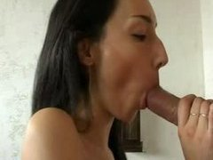 Homemade - Cute french girl is butt fucked