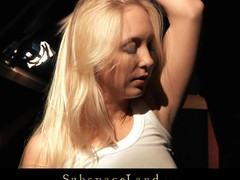 Trapped in a servitude session legal age teenager Lianna will get ache and pleasure at high level. The starting slaps are painful but just prepare her for the screaming orgasm that the huge vibrator and the twat vibe massage that babe will bring