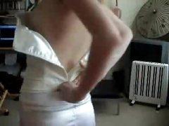 Hawt hawt hot body on webcam dancer